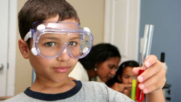 School-Science-Boy-Test-Tube-Education