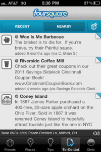 To-Do-List-FourSquare