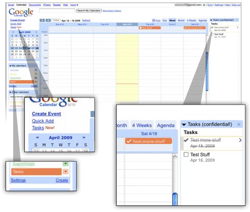 Google-Calendar-Tasks